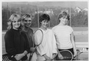 Mädchen 1984...